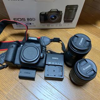 Canon - Canon80D トモラッキー様専用 月曜まで