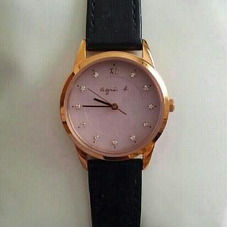 アニエスベー(agnes b.)のアニエス・べー 限定腕時計(腕時計)