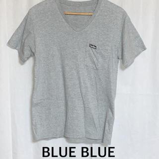 ブルーブルー(BLUE BLUE)のBLUE BLUE 半袖ポケットTシャツ ユニセックス (Tシャツ/カットソー(半袖/袖なし))