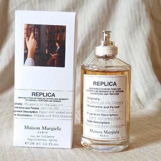 Maison Martin Margiela - 新作✳ウィスパーズインザライブラリー◇メゾン マルジェラ レプリカ 100ml