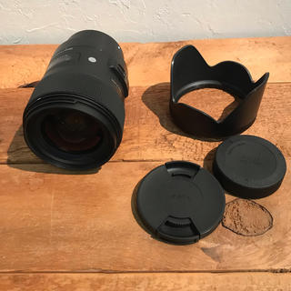 SIGMA - sigma 35mm f1.4 art  sony eマウント