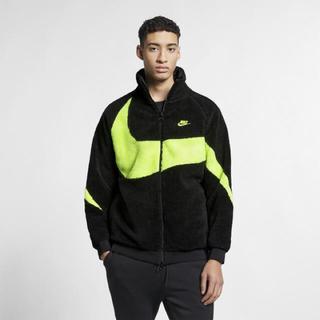NIKE - XLサイズ ナイキ ボアジャケット ビックスゥッシュ Nike フリース