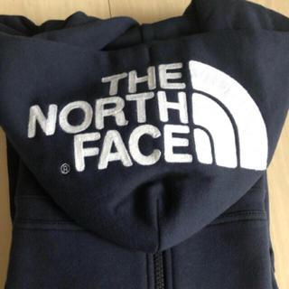 ザノースフェイス(THE NORTH FACE)の新品 ノースフェイス    フードロゴ  パーカー ★nao様専用★(パーカー)