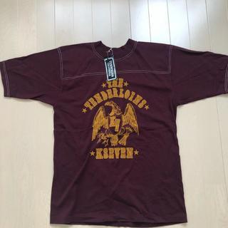 テンダーロイン(TENDERLOIN)のTENDERLOIN フットボールTシャツ RATS wtaps(Tシャツ/カットソー(七分/長袖))