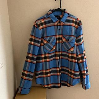 Supreme - NOAHのチェックフランネルシャツ Mサイズ