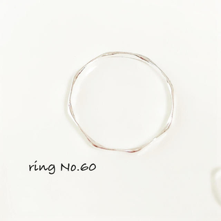 新品シルバー925☆シルバーリング☆(リング(指輪))