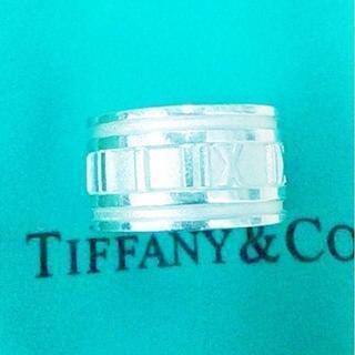 ティファニー(Tiffany & Co.)の☆新品☆未使用☆ティファニー アトラスワイドリング9号(リング(指輪))
