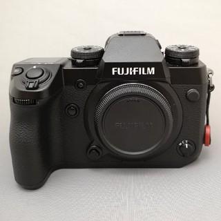 富士フイルム - 【美品】FUJIFILM X-H1 ボディ