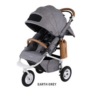 AIRBUGGY - エアバギー ココ ブレーキ フロムバースEX 付属品あり 新生児から使えます