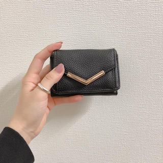 トゥデイフル(TODAYFUL)のミニウォレット ミニ財布 ペーパーウォレット(財布)