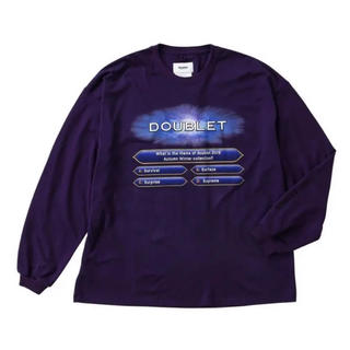 Supreme - 即完売 doublet wism 19aw ロンT 新品未使用