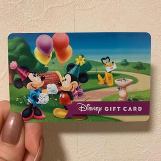 Disney - カリフォルニア ディズニー 限定 カード