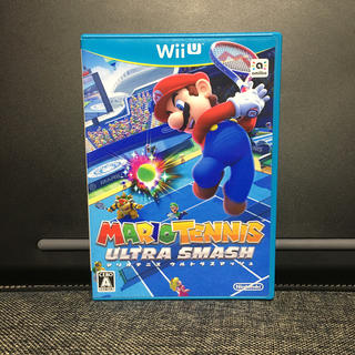 Wii U - マリオテニス ウルトラスマッシュ Wii U