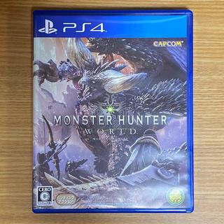 カプコン(CAPCOM)のモンスターハンター:ワールド PS4(家庭用ゲームソフト)
