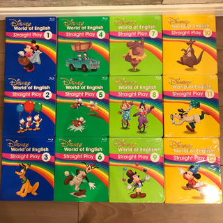 Disney - Straight Play Blu-ray