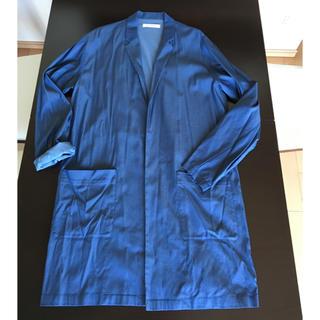 アーバンリサーチ(URBAN RESEARCH)のアーバンリサーチ ロングコートジャケット M〜L メンズ 新品同様 ステンカラー(ステンカラーコート)