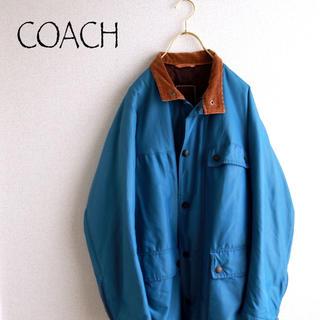 COACH - 【COACH】中綿ジャケット MからL相当☆