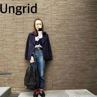 アングリッド(Ungrid)のUngrid ウール混Pコート(ピーコート)