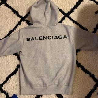 バレンシアガ(Balenciaga)の新品 BALENCLAGAパーカー(パーカー)