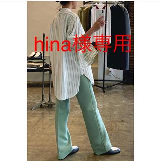 jonnlynx - 今季試着のみfumika uchidaフミカウチダシャツ
