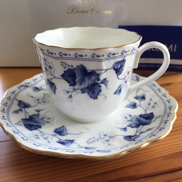 NARUMI(ナルミ)の☆新品、未使用 ☆ナルミコーヒーカップ インテリア/住まい/日用品のキッチン/食器(グラス/カップ)の商品写真