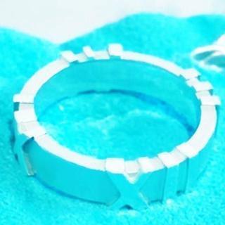 ティファニー(Tiffany & Co.)の☆新品☆未使用☆ティファニー ヴィンテージアトラスリング 9号(リング(指輪))