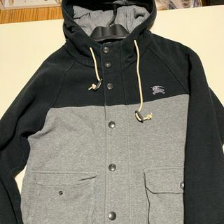 バーバリーブラックレーベル パーカー ジャケットサイズ2
