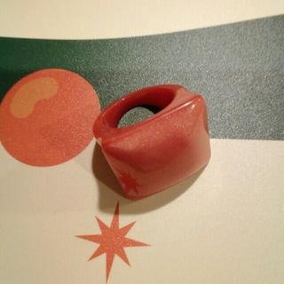 プラスチックの指輪(リング(指輪))
