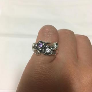 ブレス(BLESS)の超特価!美品!BLESS  シルバー  925  リング  9号(リング(指輪))