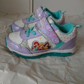 Disney - ディズニープリンセス光る靴17.0
