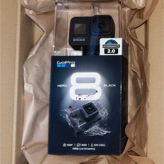 ゴープロ(GoPro)の新品未開封 GoPro HERO8 Black CHDHX-801-FW(その他)