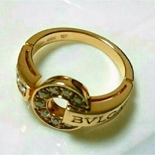 ブルガリ(BVLGARI)のブルガリ ダイヤリング 指輪(リング(指輪))