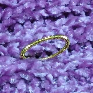 ココシュニック(COCOSHNIK)のココシュニック リング 12号(リング(指輪))