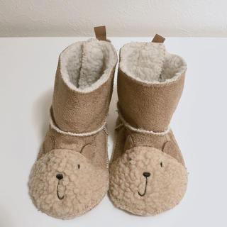 ベビーギャップ(babyGAP)のベビー ギャップ ムートン風ブーツ(ブーツ)