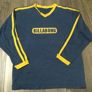 billabong - billabong  ロンT