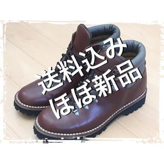レッドウィング(REDWING)の【送料込・ほぼ新品】cebo  トレッキングブーツ マウンテンブーツ(ブーツ)