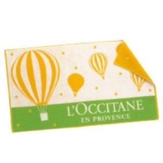 L'OCCITANE - 【非売品・未開封】バルーンデザイン バスタオル