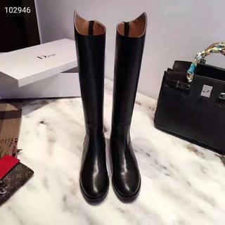 Dior - レディース DIOR 長靴、本革