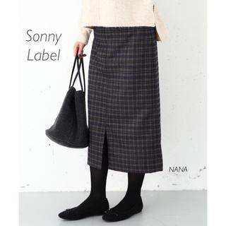 Sonny Label - 290.アーバンリサーチサニーレーベル チェックタイトスカート