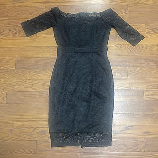 dazzy store - dazzystore オフショルレースドレス