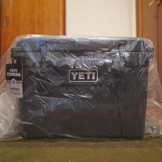Snow Peak - YETI(イエティ)クーラーボックス Tundra 35 チャコール 新品