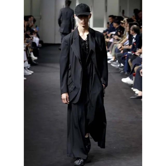 Yohji Yamamoto(ヨウジヤマモト)のYohji Yamamoto pour homme 19ss カットソー メンズのトップス(Tシャツ/カットソー(七分/長袖))の商品写真