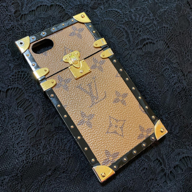 LOUIS VUITTON - LOUIS VUITTON iPhone7対応 アイ・トランク 正規品の通販