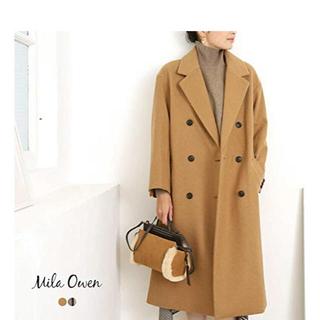 ミラオーウェン(Mila Owen)のチェスターコート Mila Owen(ロングコート)