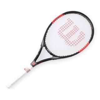 wilson - ウイルソン新品張り上がり 硬式テニスラケット FEDERER TEAM 105