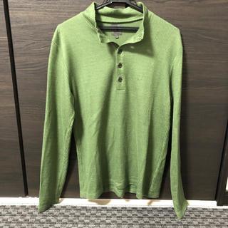 カルバンクライン(Calvin Klein)のCalvin Klein メンズ 薄めのニット Lサイズ(ニット/セーター)