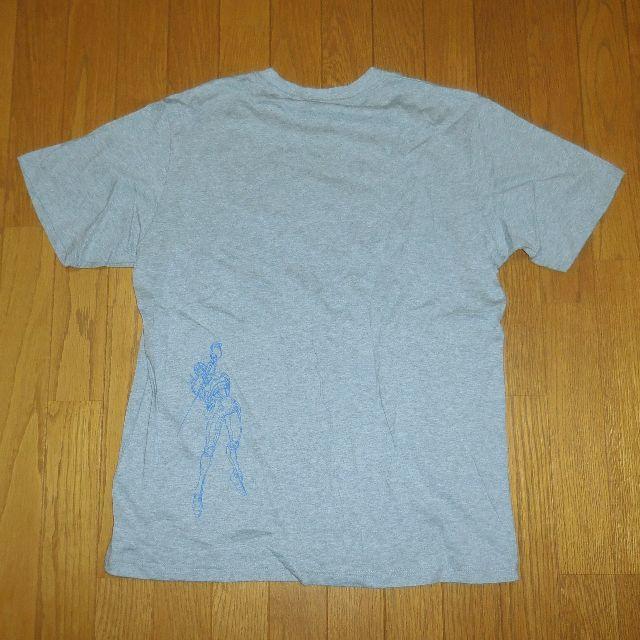 しまむら(シマムラ)のLLサイズ ジョジョ ポルナレフTシャツ メンズのトップス(Tシャツ/カットソー(半袖/袖なし))の商品写真