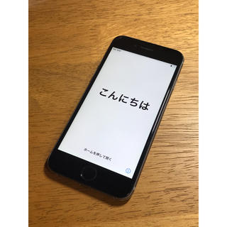Apple - iPhone6s 128GB SIMフリー バッテリー97%