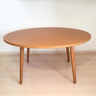 ウニコ(unico)の【手渡し可能】unico ALBERO ウニコ ダイニングテーブル アルベロ(ダイニングテーブル)