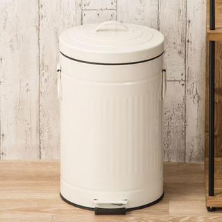 ニトリ - NITORI ニトリ ペダルペールソフトクローズ ゴミ箱 12L アイボリー